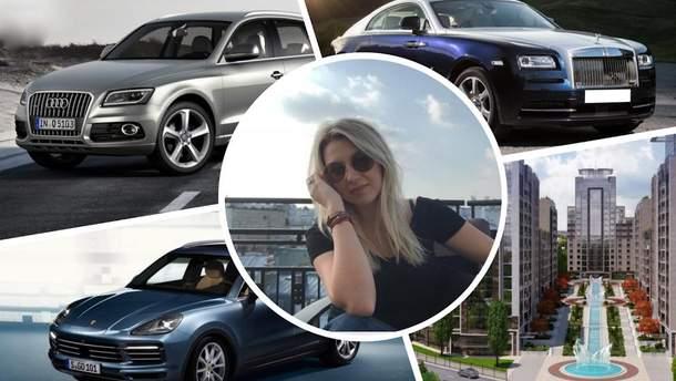 Как начальница Львовской таможни оформила на 74-летнюю свекровь элитный Rolls-Royce