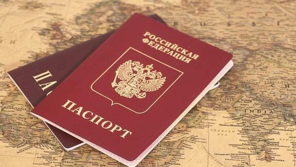 В Украину не пустили двух россиян