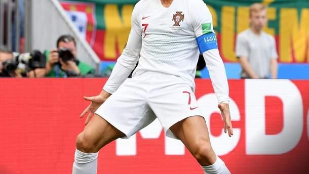 Кріштіану Роналду став найкращим бомбардиром європейських збірних