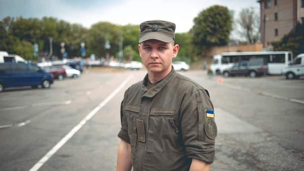 Доброволець з Донбасу: Я не повернуся у Донецьку область – не хочу там жити