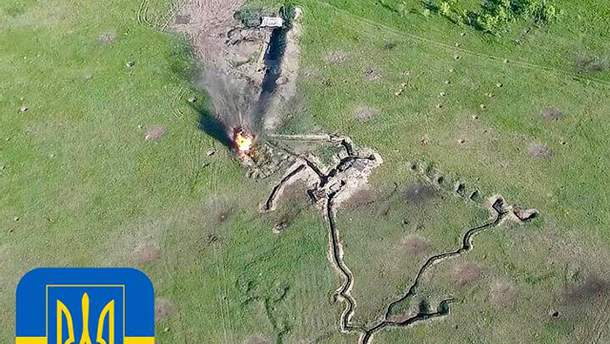 Волонтер рассказал про уничтоженную украинскими бойцами вражескую технику на Светлодарской дуге