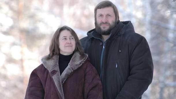 Татьяна и Николай Щур отстаивают права людей 22 года