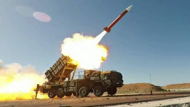 Cистема протиповітряної оборони Patriot