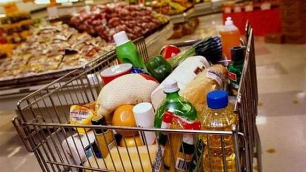 В Україні подорожчали продукти харчування