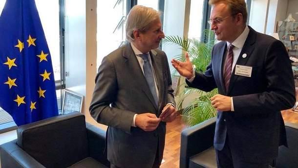 Украина должна делать предложения ЕС, а не только просить и требовать