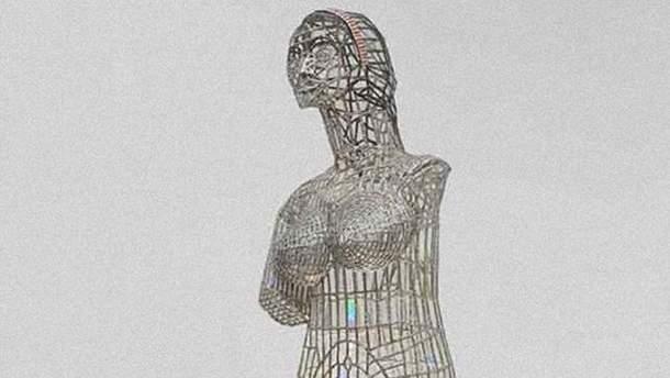 Скульптура Афродіти Білла Лайонсома