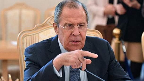Лавров пожаловался генсеку Совета Европы на притеснения нацменьшинств в Украине и Балтии