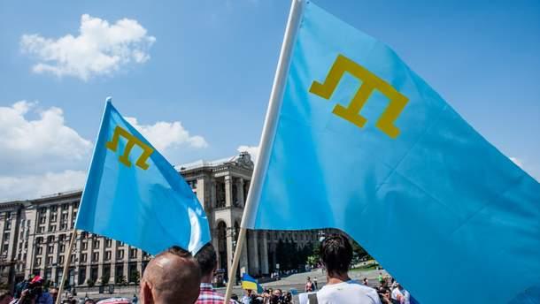 Оккупанты давят на крымских татар на оккупированном полуострове