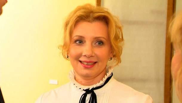 Анна Турчинова