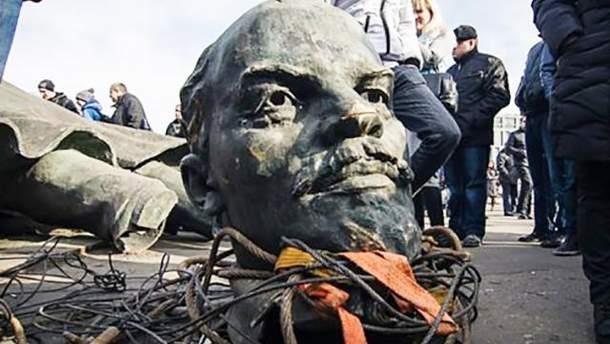 Декоммунизация в Украине