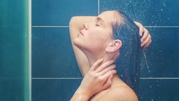 Чому приймати прохолодний душ корисно