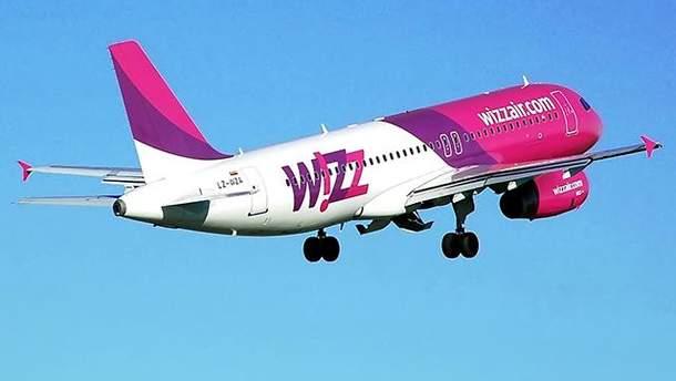 Wizz Air запустит 11 новых маршрутов из Украины