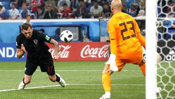 Аргентина – Хорватия результат матча