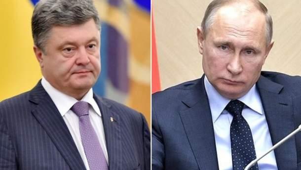 Розмова Порошенка з Путіним: у Кремлі розповіли важливі деталі
