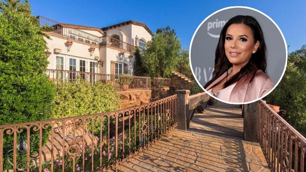 Ева Лонгория продает дом в Лос-Анджелесе
