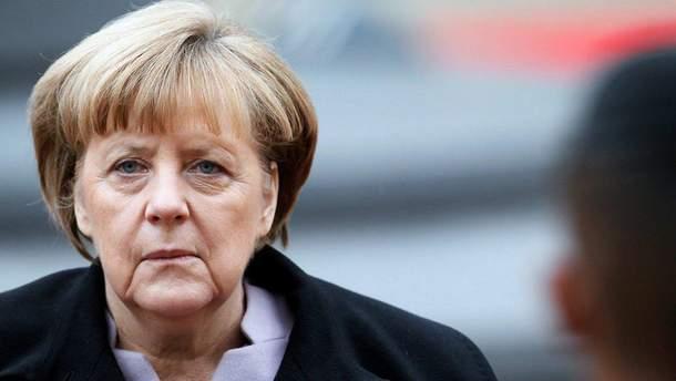 Ангела Меркель допоможе Йорданії