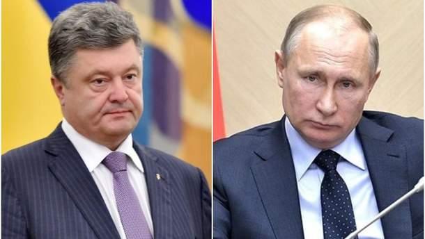 В Кремле прокомментировали разговор Порошенко и Путина
