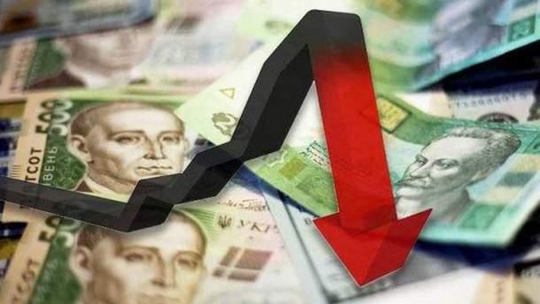 Гривна может упасть после роста минимальной зарплаты