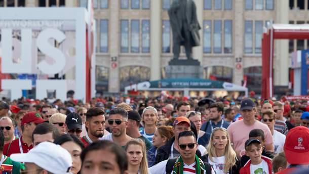 Из-за ЧМ-2018 в России запрещают проводить митинги