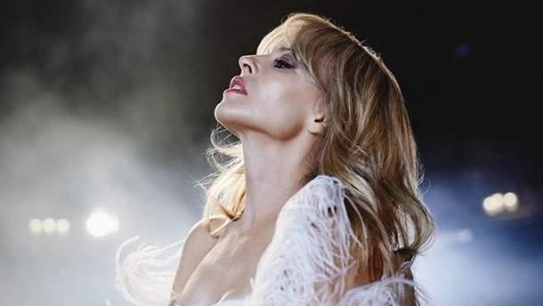 Кайли Миноуг для Vogue Spain