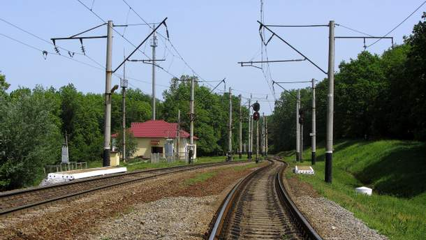 На Полтавщині невідомі вчинили замах на життя локомотивної бригади