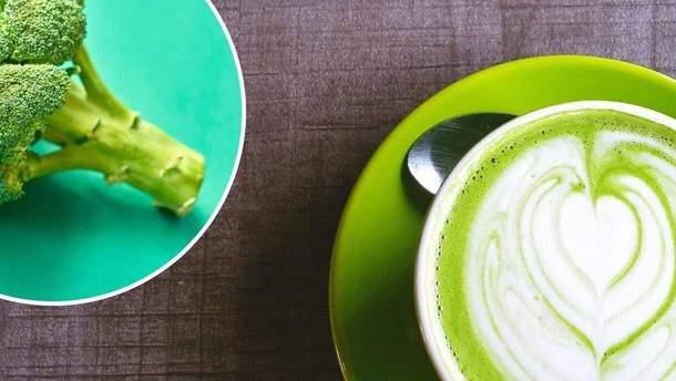 В Австралии появился кофе с брокколи