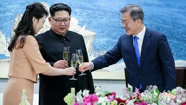 Південна Корея оголосила про закінчення ворожнечі з КНДР