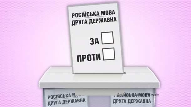Скільки українців за надання російській мові статусу другої державної: неочікувані цифри