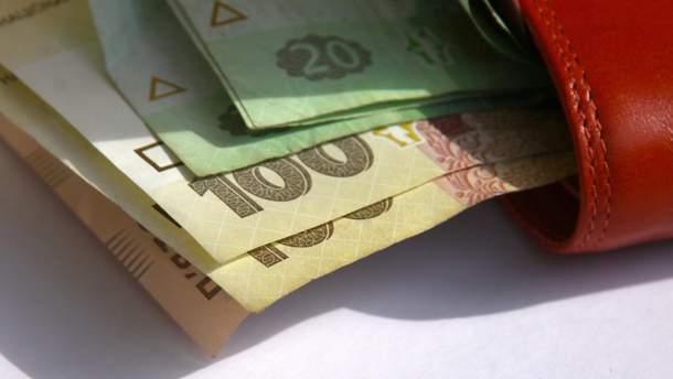 Заработная плата в Украине растет