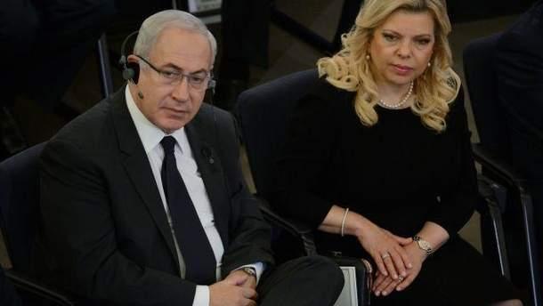 Сара Нетаньяху с 2010 по 2013 годы заказала в резиденцию премьер-министра Израиля еды из ресторанов на 96 тысяч долларов