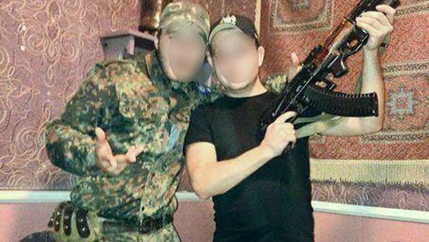 На Донеччині затримали автоматника терористичного батальйону «Восток»