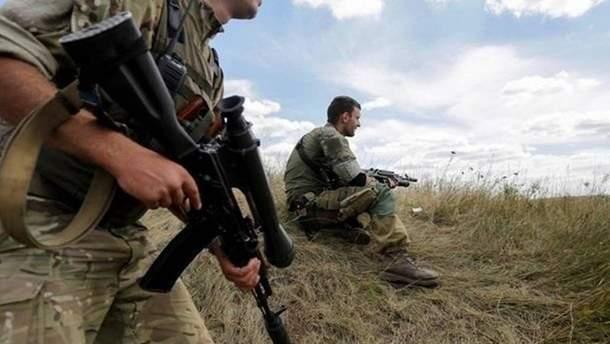 Боевики 29 раз нарушили режим прекращения огня