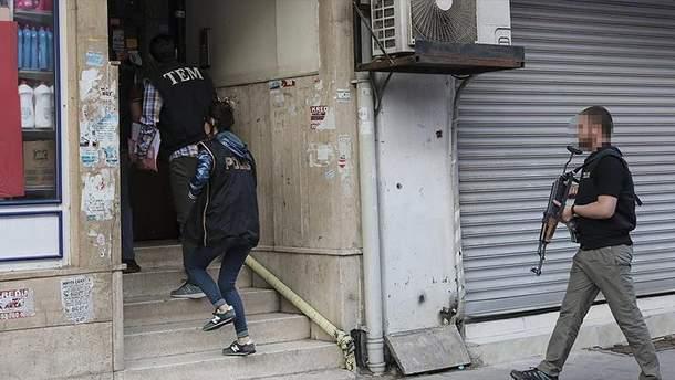 В Турции задержали 14 подозреваемых в подготовке теракта