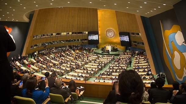 Генеральна асамблея ООН обговорить виведення російських військ з території Молдови