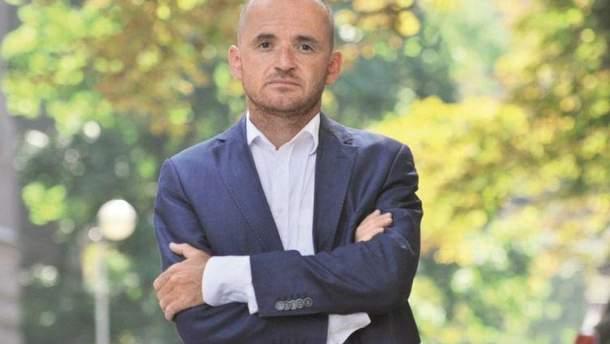 Заступник очільниці Міністерства охорони здоров'я Олександр Лінчевський