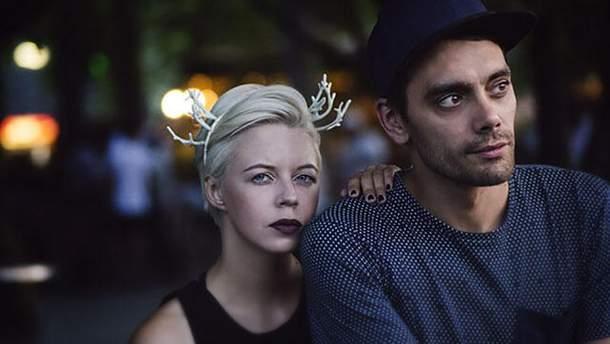Солістка гурту ONUKA з чоловіком