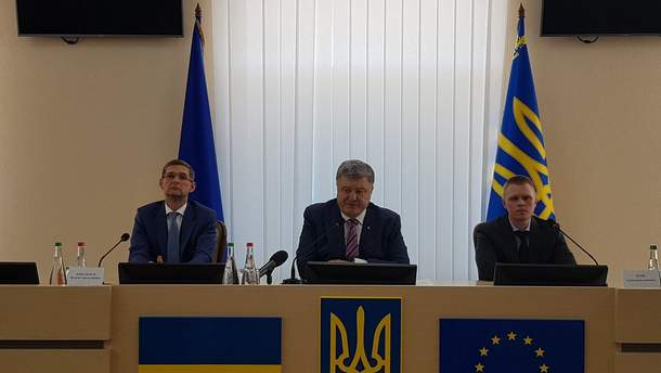Новым председателем Донецкой ОГА назначен генерал СБУ Александр Куць