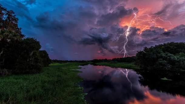 Погода на 23 червня: на Україну насуваються похолодання та дощі