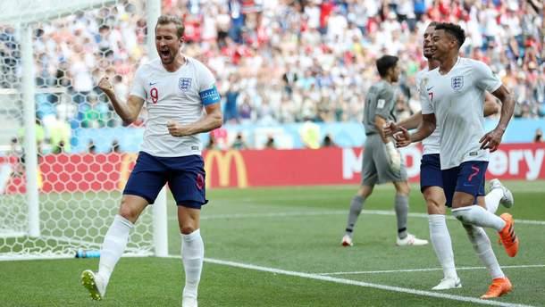 Англия – Панама голы матча Чемпионата мира 2018