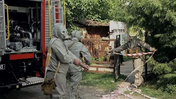 Учасники організованого угруповання готували незаконну оборудку з продажу радіоактивного матеріалу Радій-226, ввезеного в Україну контрабандою