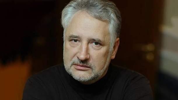 Павло Жебрівський