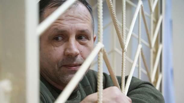 политзаключенный Балух рассказал об издевательствах в российском изоляторе