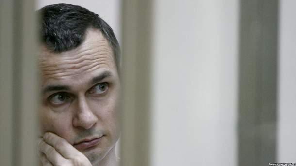 У Сенцова вже відмовляють рецептори,  – Денісова