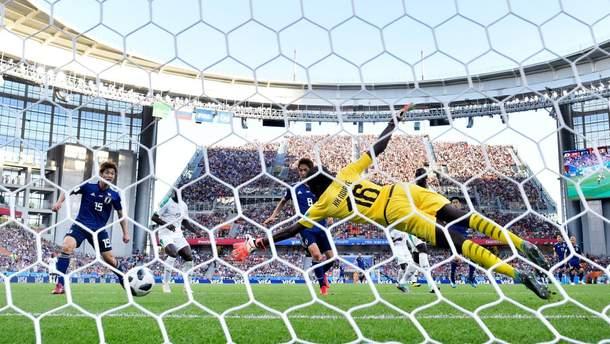 Япония – Сша: видео голов и моментов матча Чемпионата мира 2018