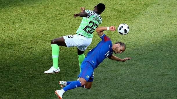 Нігерія перемогла збірну Ісландії на ЧС-2018