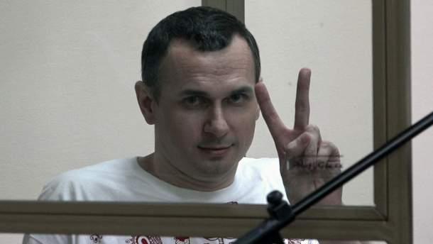 Олег Сенцов в колонии написал письмо всем, кто его поддерживает