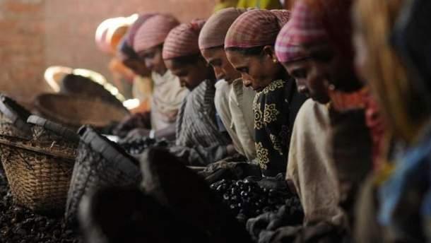 Работорговля в Индии
