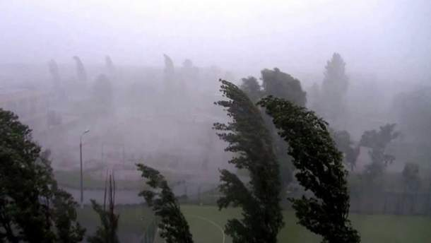 23 июня в Украине произойдет резкая смена погоды, она затронет все регионы страны, кроме восточных