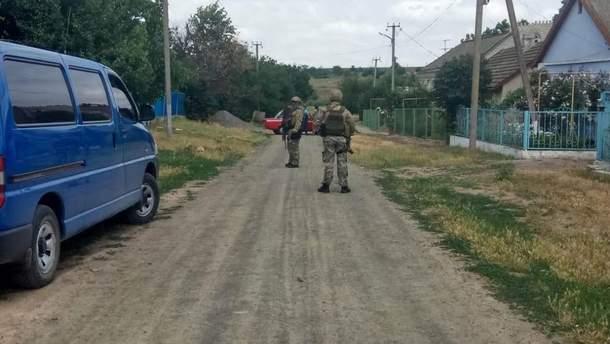 Спецоперация со стрельбой и брошенной гранатой на Одесщине: появились детали