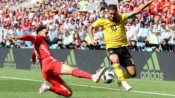 Бельгія перемогла Туніс на Чемпіонаті світу